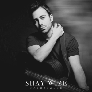 Shay Wize – Fairytales: Hard Case Album Copy (Limited Addition)